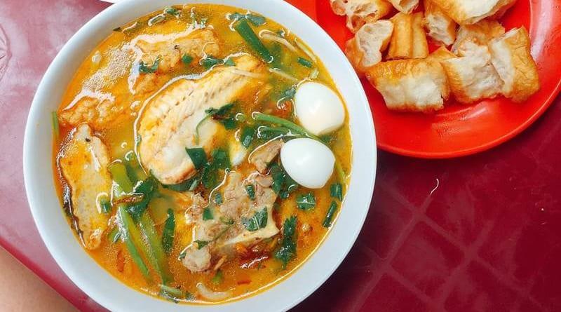 Hướng dẫn cách nấu bánh canh cá lóc Thơm ngon Chuẩn Vị miền Trung