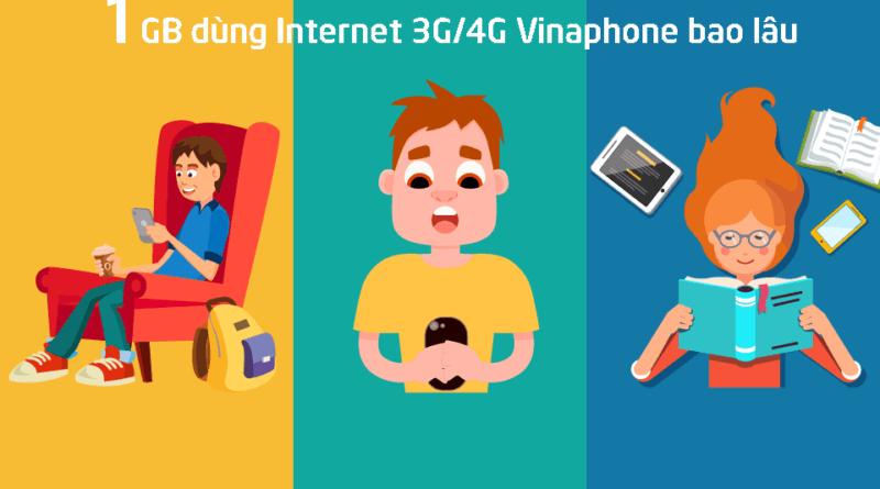 1Gb bằng bao nhiêu MB KB Byte? 1Gb data sử dụng trong bao lâu?