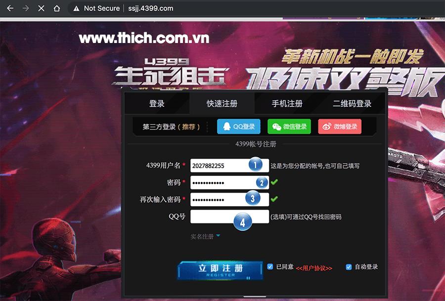 Tải game truy kích trung quốc lậu Full vàng tặng đồ khủng, download miễn phí