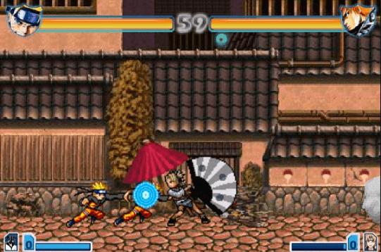hình ảnh rong game Bleach vs Naruto 2.7
