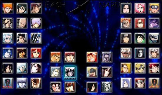 Chơi game Bleach vs Naruto 3.0 | Game Hành động Naruto 3.0 miễn phí