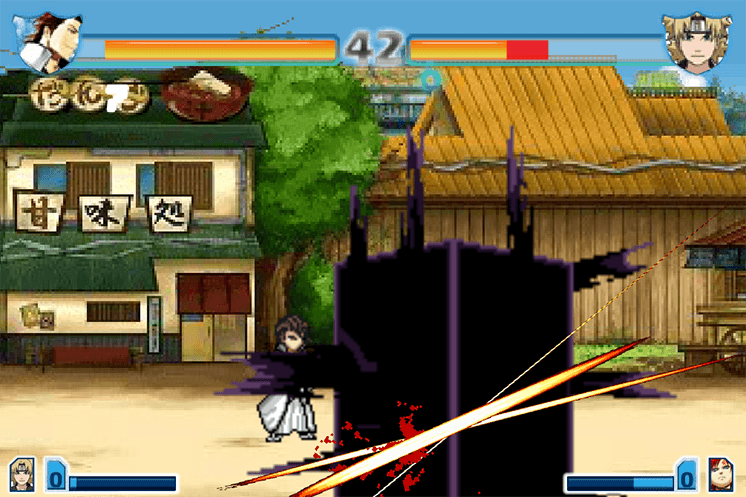 Naruto 2.9 - Game Bleach vs Naruto 2.9 - Trò chơi Naruto online