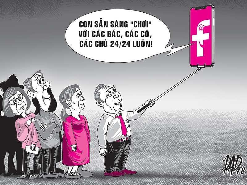 Sống Ảo là gì? Tác hại của việc Sống Ảo trên Facebook, Zalo là gì?